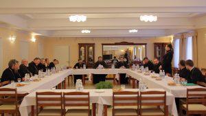 Ежегодное собрание Токсовского благочиния 13.12.2016