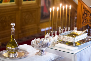 В 13-00 в воскресенье 24 марта, соборование будет совершаться 7-ю священниками Токсовского благочиния во главе с благочинным митрофорным протоиереем о. Львом Неродой
