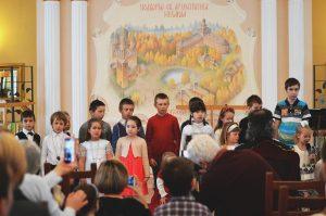 Детский Пасхальный праздник 16.04.2017