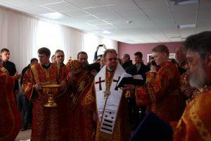 Епископ Выборгский и Приозерский Игнатий освятил Детский хоспис в Токсово