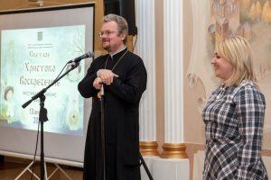 Преосвященнейший Игнатий приветствовал победителей финала Пасхального фестиваля Светлого Христова Воскресения в Токсово