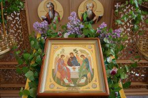 День Святой Троицы в Хиттолово 27.05.2018