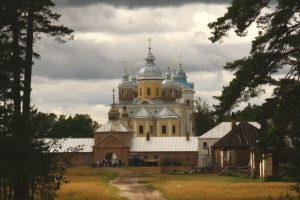 Коневец — святыня, которая рядом