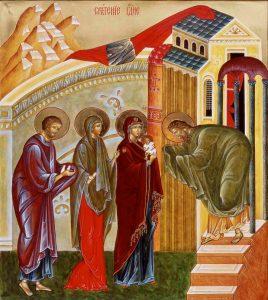 СРЕТЕНИЕ ГОСПОДА НАШЕГО ИИСУСА ХРИСТА (15 февраля)