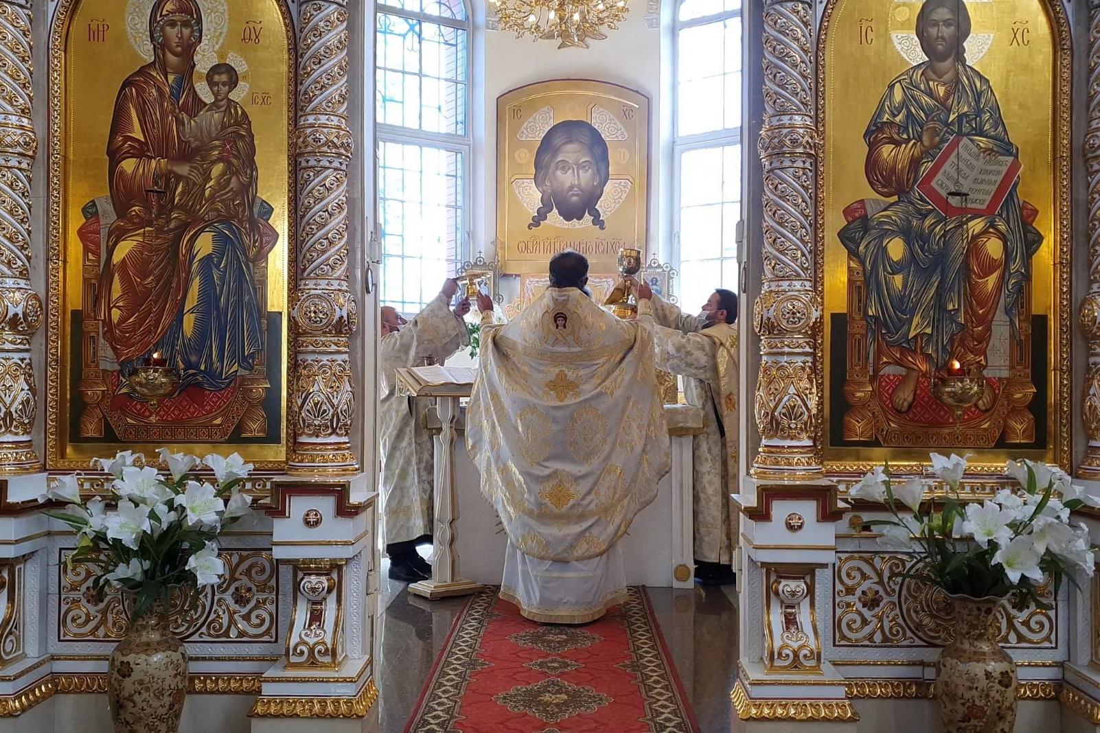 Чудо Архистратига Божия Михаила в Хонех 19.09.2020