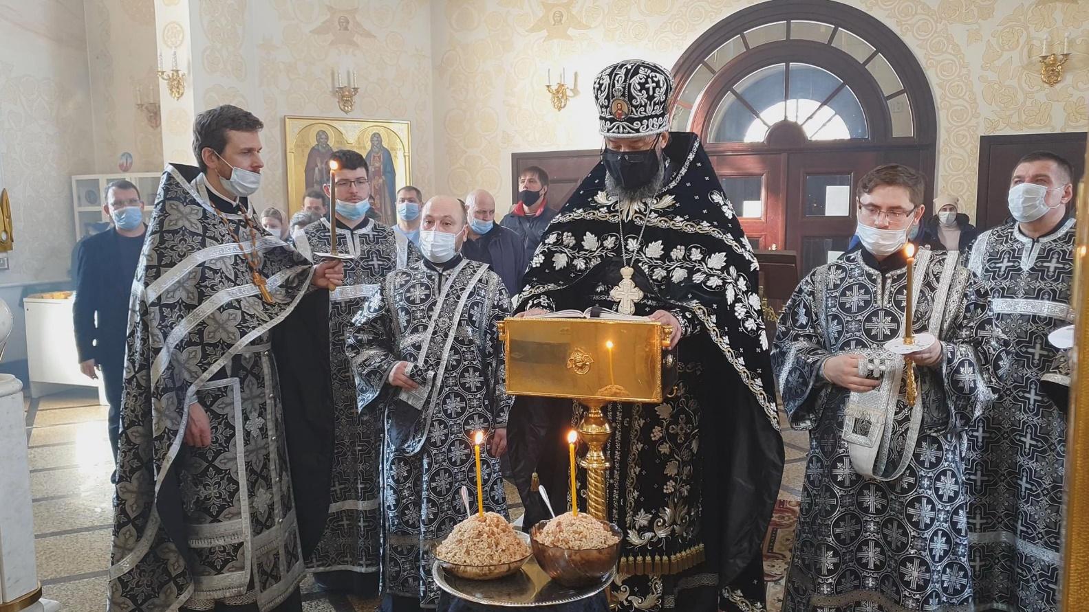 День памяти св. вмч. Феодора Тирона