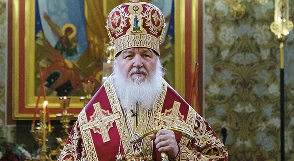 Пасхальное послание Святейшего Патриарха Кирилла